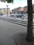 City hall square, Copenhagen