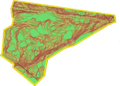 CAD of slopes